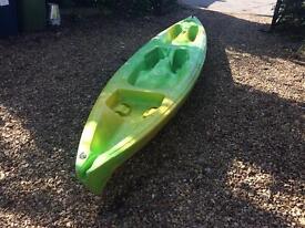 Perception sit-on Kayak (Sea / River / Lake)