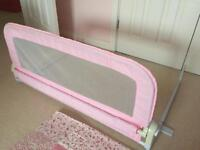 Mothercare cot bed roll bar