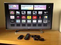 Panasonic Vierka SMART 3D TV
