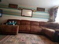 Corner sofa £400