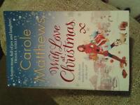 Christmas novel/book