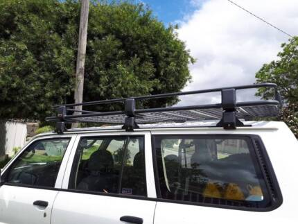 ARB basket roof rack currently on 2012 GU patrol Cannington Canning Area Preview