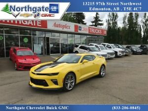 2016 Chevrolet Camaro 2SS Coupe, Sunroof, Navigation, Very Low K
