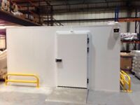 Commercial Cold Rooms - Walk-in Fridge & Freezers