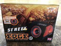 "Edge EB510 750 Watt Subwoofer 10"" Active Bass Brand New Boxed"