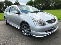 2005 HONDA CIVIC TYPE-R 2.0 i-VTEC FACELIFT, 2 OWNERS