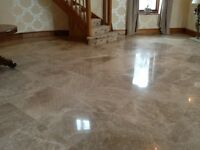 Trainee Floor Restorer ; job satisfaction assured with this job.