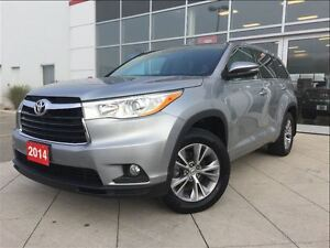 2014 Toyota Highlander AWD LE CONVENIENCE