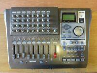 TASCAM DPO1 FX 8 TRACK DIGITAL HARD DRIVE RECORDER