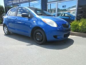 2007 Toyota Yaris TEST DRIVES ONLY AROUND PARKING LOT NEEDS TIRE