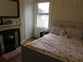 Lovely double in available in beautiful house share. Available Now!