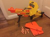 Nerf Stampede ECS blaster
