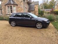 Mazda3 Sport 2.0 petrol, SatNav, rare manual 6 speed, Bose speakers, AC only 60k miles