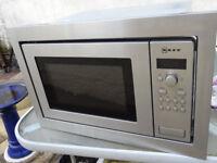Ex Display Neff Integrated Microwave