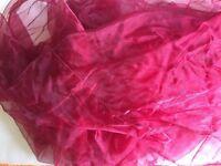 Long red sash