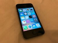 APPLE iPHONE 4S 8GB VODAPHONE VERY GOOD CONDITION + NEW SYNC CABLE + NEW POWER BANK