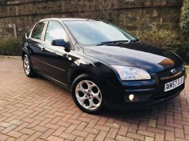 FORD FOCUS 1.8 TDCI 115 BHP LOW MILEAGE 0NLY 75000 FULL SERVICE HISTORY AND MOT 11 MONTHS MINT COND