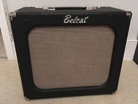 Belcat SubZero Tube-20r 20w guitar amplifier modelled after Fender Blues Jr