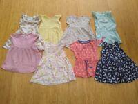 Girls Summer Dress bundle 12-18months