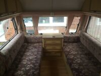 2 Berth Coachman Caravan.