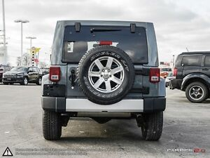 2014 Jeep Wrangler | UNLIMITED SAHARA | AUTOMATIC | NAVIGATION Cambridge Kitchener Area image 5