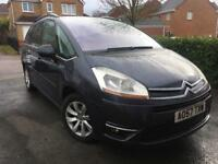 Citroen c4 Picasso 1.6 hdi Automatic 2007 7 seats full mot px welcome