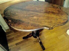 Beautiful folding table