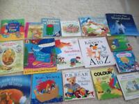 Books suitable 2-6yrs - 50 books