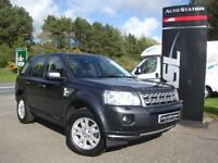 LAND ROVER FREELANDER XS SD4 AUTO XS Auto (grey) 2011