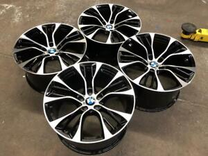 20 BMW X5 Staggered Wheels (BMW X5 or X6) Calgary Alberta Preview