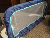 Bed Rail - Bed Guard for Toddler or Cotbed - Compact & Extendable for Travel