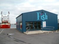 Sales Assistant For Busy Fish Shop