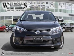 2016 TOYOTA COROLLA LE: ACCIDENT FREE, LOCAL VEHICLE