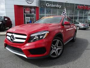 2016 Mercedes-Benz GLA GLA250/AMG PACKAGE/COULEUR RARE/