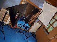 Digital Camera Photo Studio Equipment
