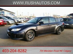 2013 Subaru Impreza WRX STi **No Accidents, One Owner**