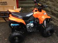 110cc four stroke quad bikes new