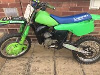 kx 80 1984 / 85 ptx or swap welcome