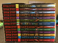 Scream Street Box Set Tommy Donbavand 13 books great condition