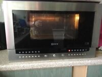 Neff Built in Microwave Oven - H5574N0GB