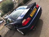 2003 BMW 318ci coupe 2l petrol SWAP / SELL