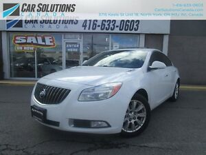 2012 Buick Regal SOLD
