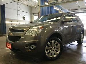 2011 Chevrolet Equinox 1LT, Carproof Clean, FWD