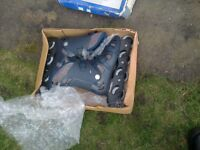 Inline skates size 9 on the box ,,