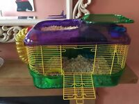 Hamster Cage - Crittertrail One Small