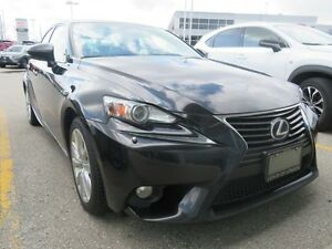2014 Lexus IS 250 AWD * BLUETOOTH HEATED SEATS