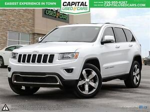 2015 Jeep Grand Cherokee Limited *Backup Camera *Sunroof *Leathe