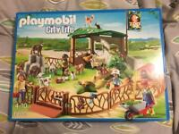 Brand New Playmobil Mini Zoo