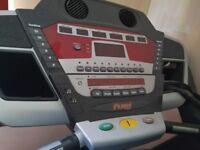 Fuel Fitness Electric Treadmill