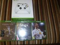 Xbox One S 1TB + Games BNIB